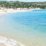 Sainte Maxime beach