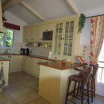 Villa les Issambres keuken