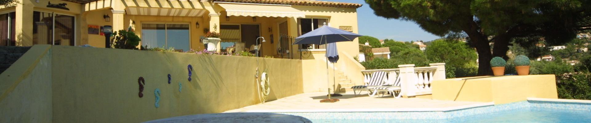 Villa in les Issambres