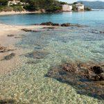 Côte d'Azur beach La Nartelle